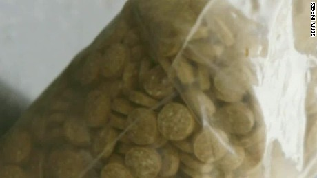 Syria fighters may be fueled by amphetamines