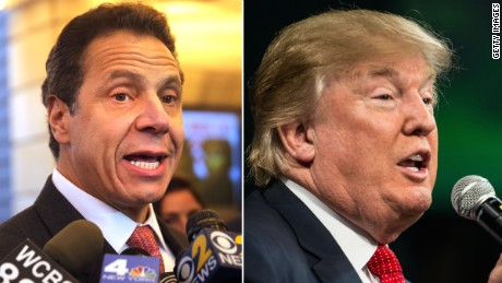New York Governor Cuomo should concede to Trump the fight against Global Entry in order to call the President & quot; bluff & quot;
