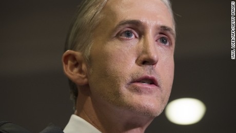 Gowdy: Memo has no impact on Russia probe