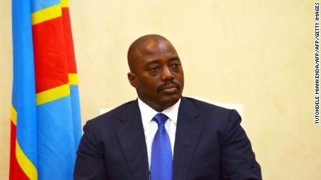 Congo President Joseph Kabila will not seek election for third term