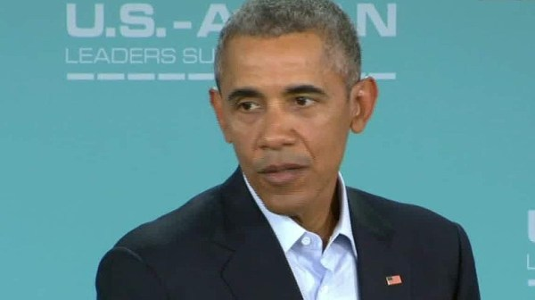 Barack Obama takes on Donald Trump - CNNPolitics