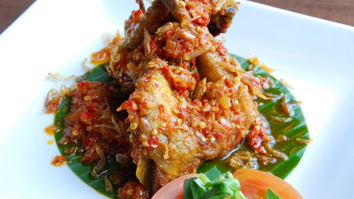 Typical Indonesian Food