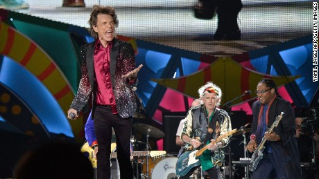 Mick Jagger Fast Facts