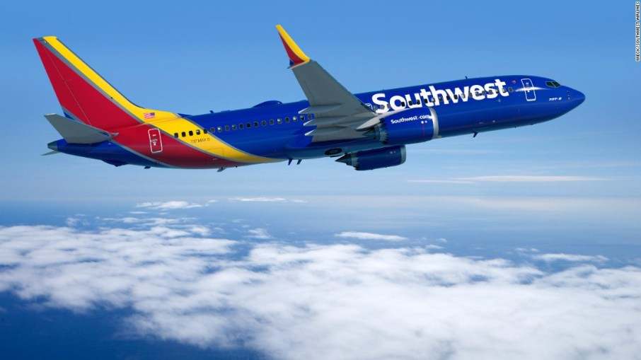 Image result for southwest airplane