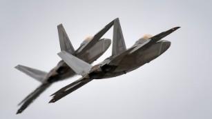 US masses stealth jets in South Korea for war games