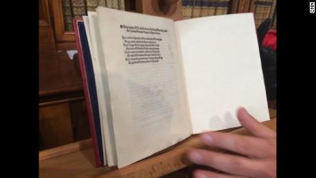ICE returns stolen Christopher Columbus letter to Spain