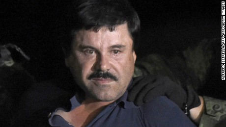 Torture on YouTube, drugs in jalapeño cans: That's part of what the government says it has on 'El Chapo'