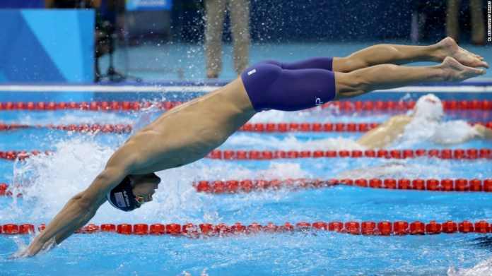 Shark Week going for gold with Michael Phelps - CNN