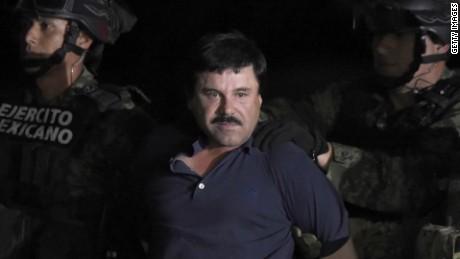 """Joaquín """"El Chapo"""" Guzmán Fast Facts"""