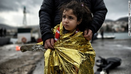 Merkel has been at the center of Europe's response to the so-called refugee crisis.