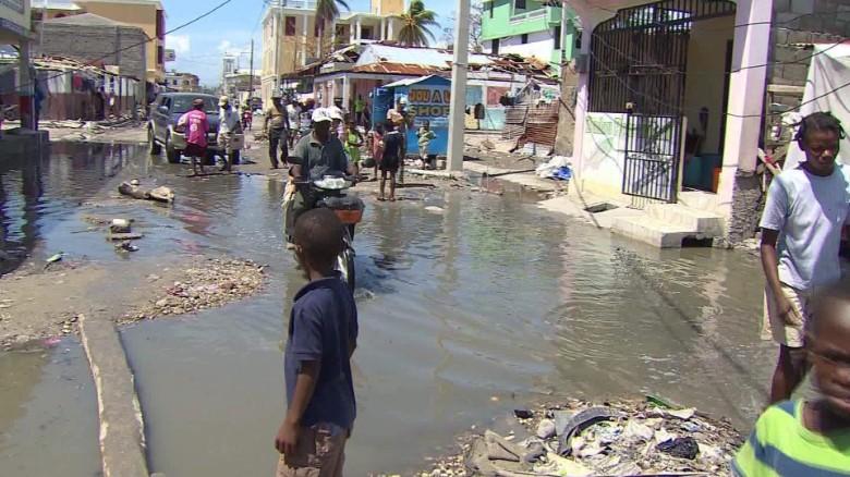 Hurricane Matthew After Hiati