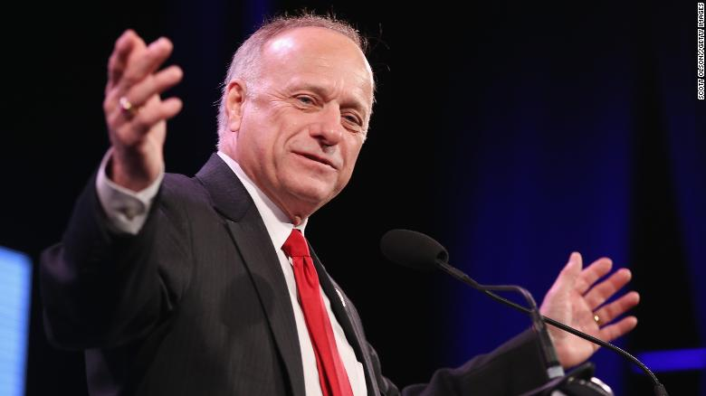 GOP support for Steve King waning
