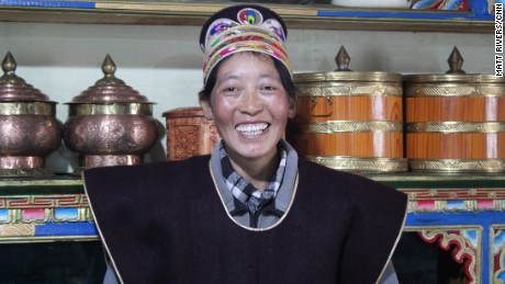 Tourism to Tibet on the rise?
