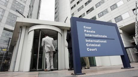 Trump authorizes sanctions against International Criminal Court officials