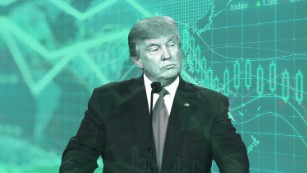 Trump's shifting views on stock market highs