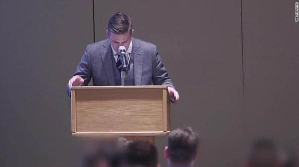 Alt-right leader: 'Hail Trump! Hail our people! Hail ...