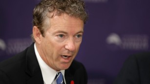 Rand Paul and his neighbor haven't talked in years