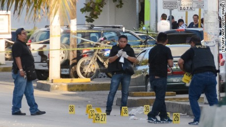 Mexico had more homicides in 2017 than previously reported, statistics institute says