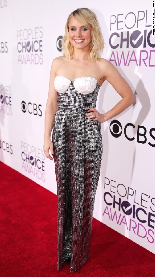 2017 Peoples Choice Awards Red Carpet