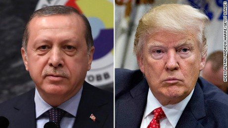 Erdogan says there was no deal with US, Israel to free American pastor detained in Turkey