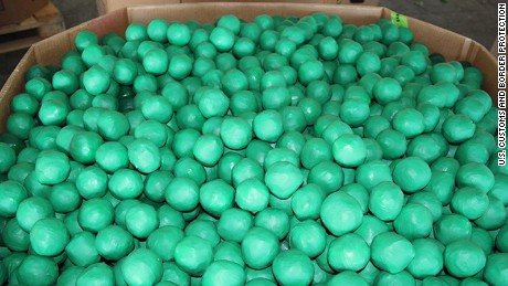 Border officers find nearly 2 tons of weed camouflaged as limes