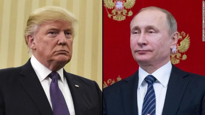 US enacts new sanctions on Russia