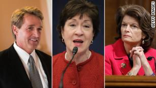 Brett Kavanaugh committee vote to go on as scheduled Friday, Republican senators say