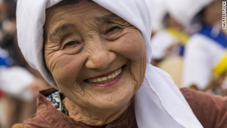 South Korea will take the lead in life expectancy by 2030, a study predicts