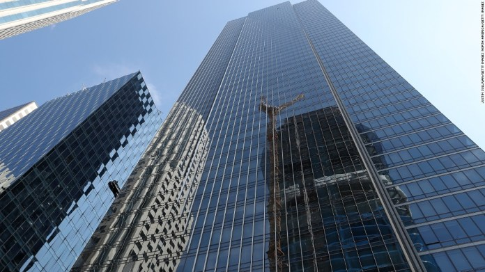 The Millennium Tower opened to great fanfare in 2009, but it has sunk 18 inches into the soft downtown soil -- and it's tilting, its current engineer says