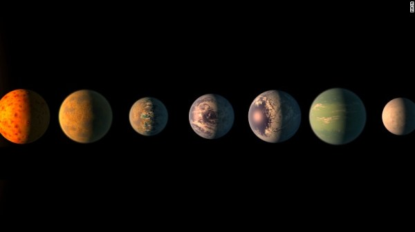 Newly discovered nearby planet could support life CNN