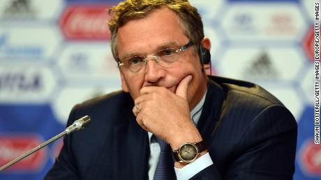 Ex FIFA Segretario Generale Jerome Valcke, è stato bandito dal calcio-attività relative per 10 anni.