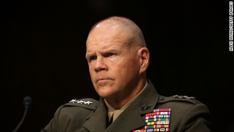 Top US general warns of 'tough' North Korean ground war