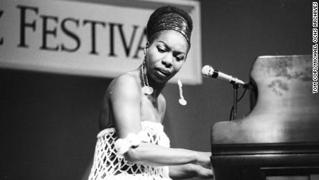 Nina Simone, inducted 2018