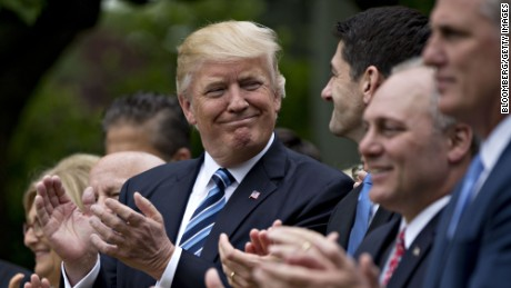 Donald Trump's new health care plan has been 2 months away for 15 months now