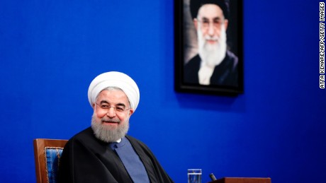 Iran says it will break the uranium stockpile limit agreed under nuclear deal in 10 days