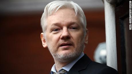 Ecuador suspends Julian Assange's internet access at London embassy