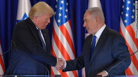 Trump: Neither Israelis nor Palestinians looking to make peace