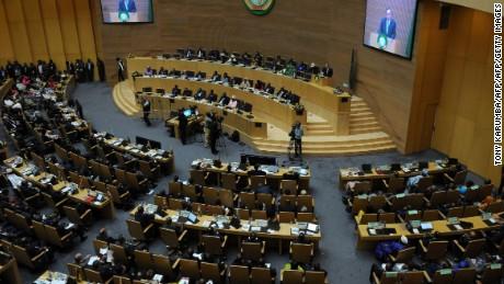 La Chine nie avoir posé des problèmes au siège de l'Union africaine qu'elle a construit en Éthiopie