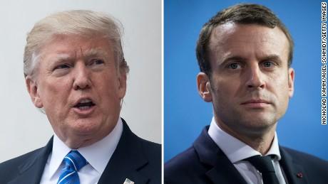 Trump ponders tariffs on French wines in retaliation for tech company tax