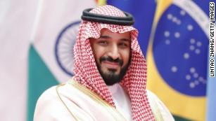 Saudi crown prince promises 'a more moderate Islam'