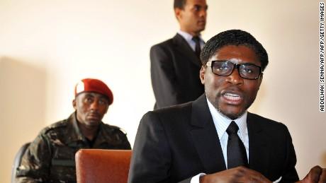 UK sanctions Equatorial Guinea leader's son over 'lavish lifestyle' spending