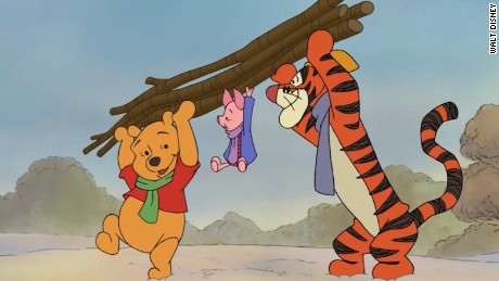 Taiwan mocks Beijing over new Winnie the Pooh film