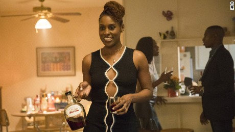"""Issa Rae in """"Insecure"""" Season 2."""