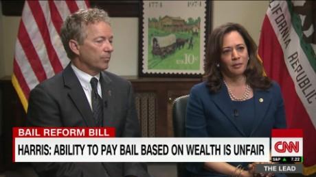 Dem & GOP senators unite to reform justice system