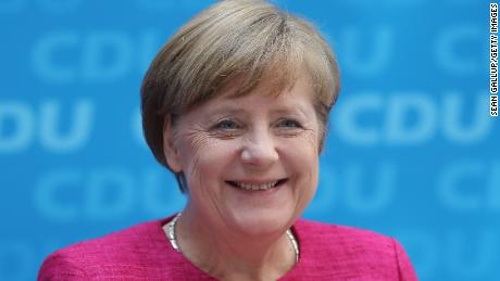 Angela Merkel saw the Germans in crisis after crisis.  Now they're wondering who will fill in this blank