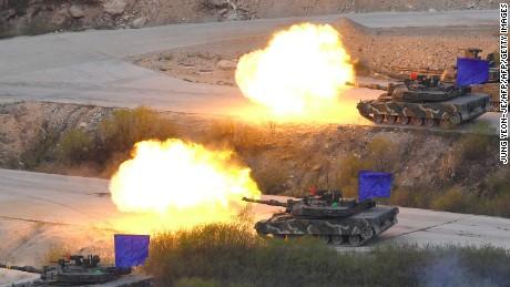 Trump admin expected to suspend August US-S. Korea drill as Pentagon scrambles