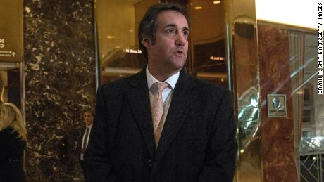 Michael Cohen is Donald Trump's very special counsel