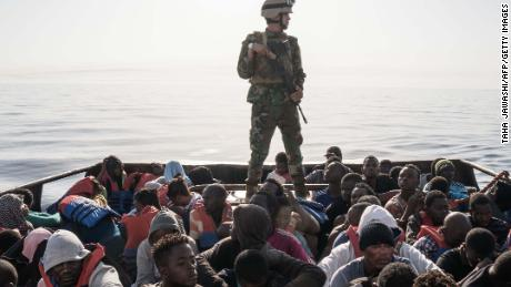 How one of Africa's richest men is trying to stem the migrant crisis