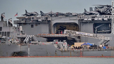 US Navy: 2 deadly summer collisions were 'avoidable'