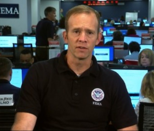 Fema Official Well Be In Texas For Years